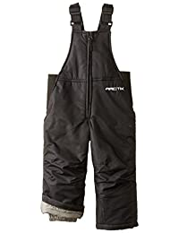 Arctix Infant Chest High Insulated Overalls Bib Black 18 M