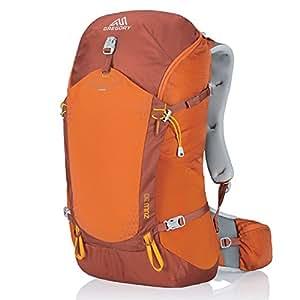 Gregory 格里高利 男式 30L ZULU30 户外登山徒步背包 双肩包 Z30 亮橙色 M