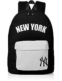 MLB NEWYORK YANKEES NY 拱形标志 背包 女士 帆布包 男士 学生 背包 Free