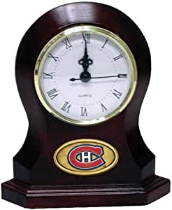 The Memory Company NHL Montreal Canadiens 官方台钟,多色,均码
