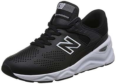 New Balance 中性 休闲跑步鞋 X90系列 MSX90CLD-D-45 黑色 37 (US 4.5)