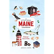 Little Local Maine Cookbook (English Edition)