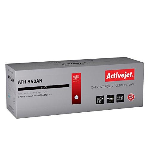 ActiveJet ATH-350AN HP CF350Aは、レーザーカートリッジの交換リストラ - ブラック