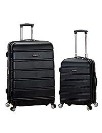 Rockland 万向轮拉杆旅行箱包 20+28寸套装 F225(供应商直送)