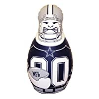 NFL Dallas Cowboys 40-Inch Inflatable Tackle Buddy