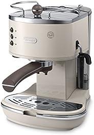 De'Longhi 德龙 ICONA 复古传统泵 espresso 咖啡机 ecov311