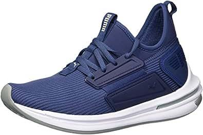 PUMA 彪马男式 Ignite Limitless SR 运动鞋 Blue Indigo 7 D(M) US