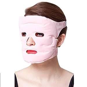 女神美容面罩 护肤抗衰老5D穴位 凝胶磁石面罩 保湿白皙抗皱 可用一年