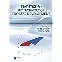 Statistics for Biotechnology Process Development (English Edition)