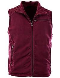 ChoiceApparel 男士柔软耐用毛衣背心保暖衣(多种颜色和款式可供选择)