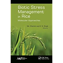 Biotic Stress Management in Rice: Molecular Approaches (English Edition)