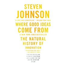 Where Good Ideas Come From (English Edition)