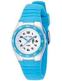 CACTUS 兒童手表 帶燈 CAC-75-M03 男孩