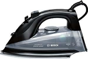 Bosch 博世 TDA7640GB 高级动力蒸汽熨斗,3100 W - 黑色