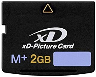 2GB xD 图片存储卡类型 M+ 适用于 Olympus & Fuji