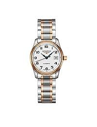 Longines 浪琴 瑞士品牌 名匠系列 自动机械女士手表 L2.257.5.79.7