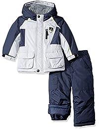 London Fog 男童夹克和滑雪裤 2 件套雪装