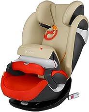 CYBEX 赛百斯德国进口汽车儿童安全座椅Pallas m-fix isofix硬接口 17款秋叶金