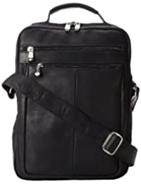 Piel Leather 中性 笔记本电脑单肩包 2818