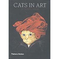Cats in Art: Notecard Box (Thames & Hudson Gift)
