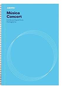 Additio Concert - 笔记本音乐,浅蓝色