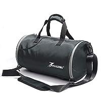YOULERBU 20L 小运动健身包带鞋隔层,轻质防水旅行行李包 男女通用