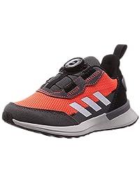 Adidas 阿迪达斯 儿童运动鞋 RapidaRun BOA K(GNH65)