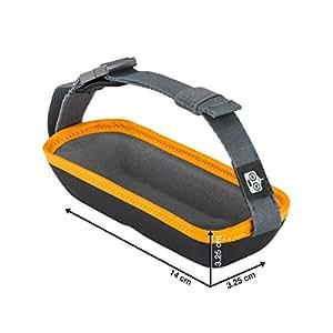 (国内正规品) Lowepro 无人机专业 · 保护壳 クアッドガード TX 笔记本电脑架黑色/灰色370090