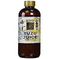 Yakami Orchard 100% Pure Japanese Yuzu Juice, 12 Ounce