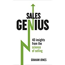 Sales Genius: 40 Insights From the Science of Selling (English Edition)