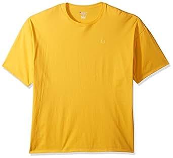 Champion 男士 经典 Jersey T恤 Team Gold S