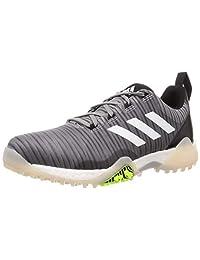 Adidas 阿迪达斯 高尔夫球鞋 阿迪达斯 男士 グレースリー/ホワイト/コアブラック 25.5 cm