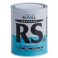 罗巴鲁银富锌涂料1.5kg重防腐涂料富锌底漆防锈涂料冷喷锌