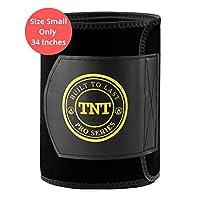 TNT Waist Trimmer Weight Loss Ab Belt - Premium Stomach Wrap and Waist Trainer