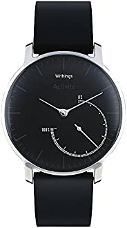 Withings Activite钢制智能手表 记录运动与睡眠情况