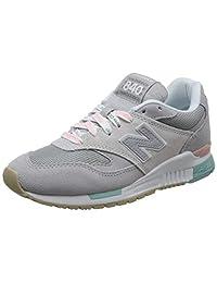 New Balance 840系列 女 休闲跑步鞋 WL840RT-B