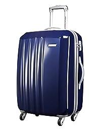 American Tourister 美旅箱包 Stream-Alfa 拉杆箱旅行箱 深蓝 40T