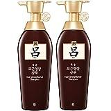 [Amorepacific Ryo] 增发洗发水 400ml X 2/加强发根 + 蓬松*根部增大/发酵的豆成分增强发根和卷发。 [2015年新]