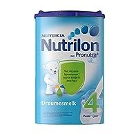 【跨境自营】荷兰Nutrilon 牛栏奶粉 4段(1岁以上)800g/罐(原装进口 保税区发货) 包邮包税