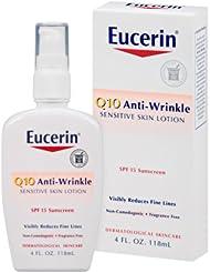 中国亚马逊:Eucerin 优色林 抗皱Q10保湿防晒SPF15日间乳液 118ml60.88元(直邮低至68元,历史新低)