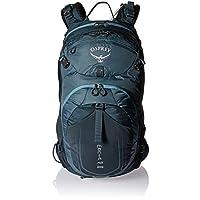Osprey 男式 曼塔 Manta 28 灰色 M/L 双肩背包 户外山地骑行水袋轻量舒适透气背负 三年质保终身维修 (两种LOGO随机发)【骑行系列】