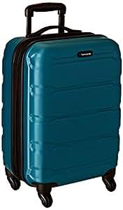 Samsonite 新秀丽 Omni PC 硬壳万向轮行李箱 20, Caribbean Blue, 均码