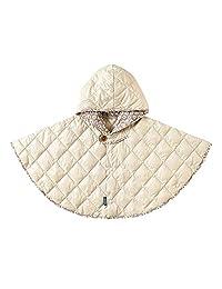 SOULEIADO 婴儿羽绒服 褐色 18222120 米色 新生児〜100cm