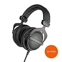 Beyerdynamic 拜亚动力 DT770 PRO 头戴式专业录音监听耳机 32欧低阻版