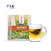 TenSprings 十分春 冻顶乌龙茶袋泡茶 2.5g*6包