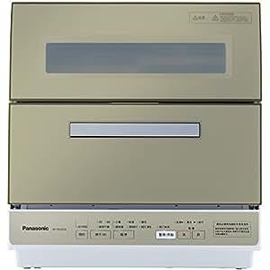Panasonic 松下 除菌消毒烘干双层碗篮台式洗碗机 NP-TR1CECN 香槟金