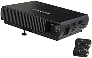 Toshiba 东芝 NHX21A DLP 数据投影仪(XGA,对比度1800:1,1024 x 768 像素,2500 ANSI 流明)
