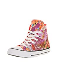 Converse Women's Chuck Taylor All Star Digital Floral Hi Basketball Shoe