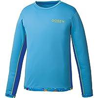 GOSEN(GOSEN) UT1802 奇幻旅游T 网球运动员T恤