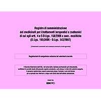 Edipro E2889 *登记册 用于*和动物养殖* (粉红色) 46 页编号 F.To 31 x 24.5